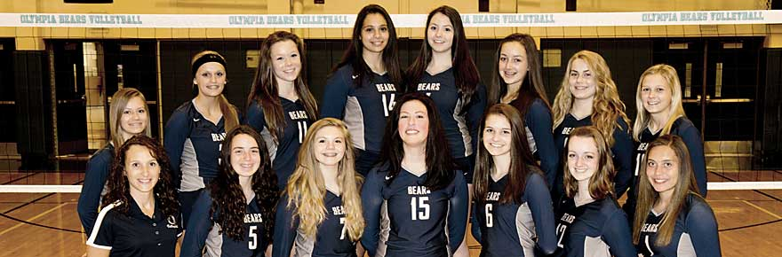 2014 JV - OHS Volleyball